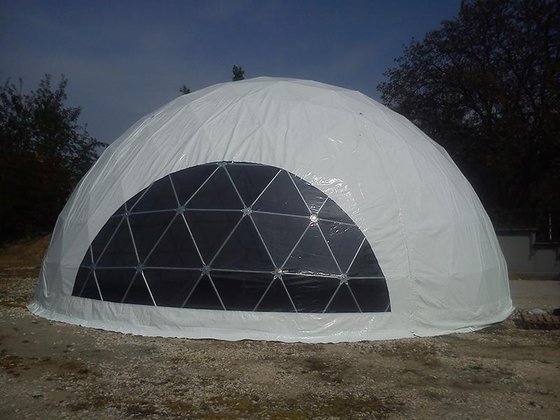 Tent Technology & Tent technic-Ezüst Kaméleon